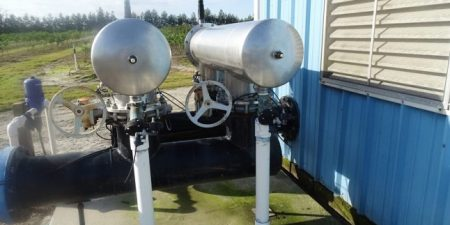 Water Filtration System in Farming