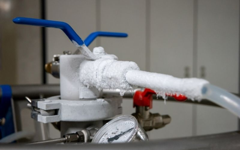 Can a Water Softener Be Installed Outside?